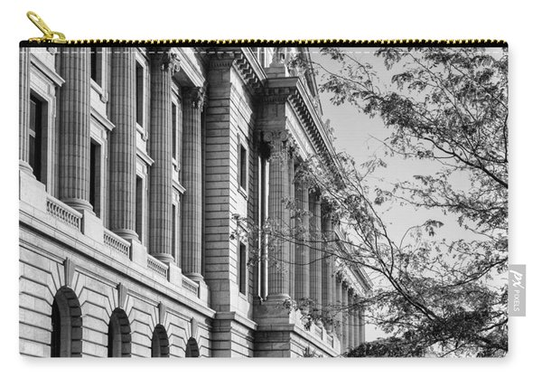 Cuyahoga County Court House Carry-all Pouch