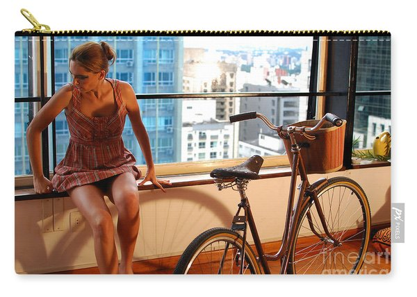 Cycle Introspection Carry-all Pouch