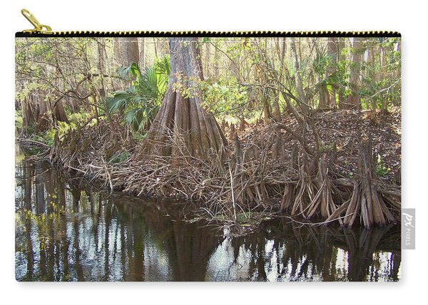 Cypress Swamp Carry-all Pouch