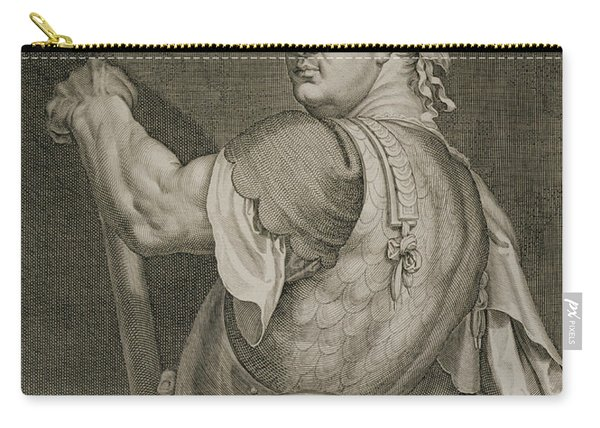 D. Titus Vespasian Emperor Of Rome Carry-all Pouch