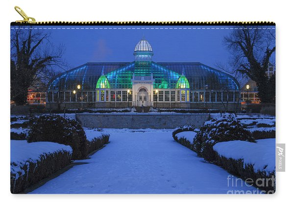 D5l-280 Franklin Park Conservatory Carry-all Pouch