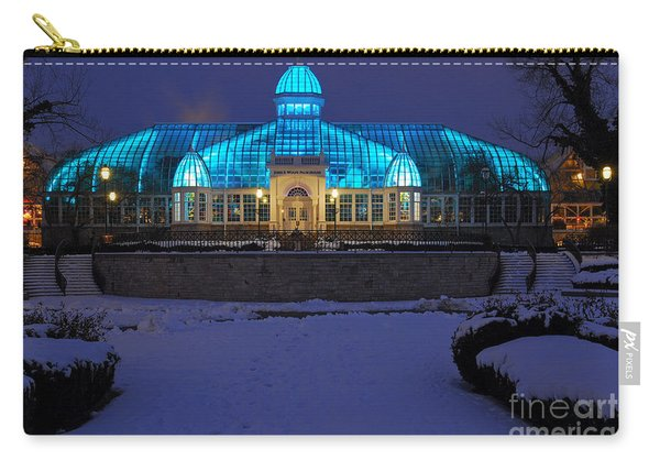 D5l-291 Franklin Park Conservatory Photo Carry-all Pouch