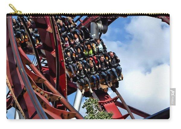 Daemonen - The Demon Rollercoaster - Tivoli Gardens - Copenhagen Carry-all Pouch
