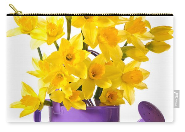Daffodil Display Carry-all Pouch