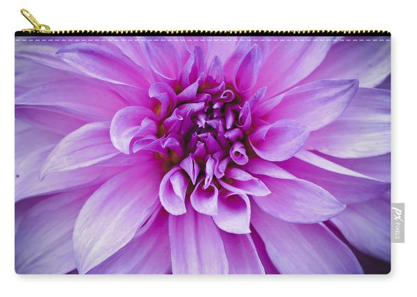 Dahlia Dahling Carry-all Pouch