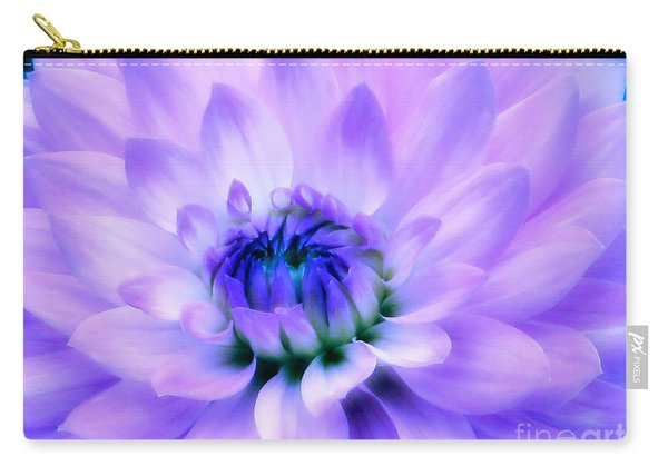 Dahlia Dream Carry-all Pouch