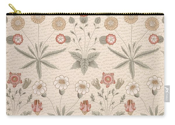 Daisy, First William Morris Design Carry-all Pouch