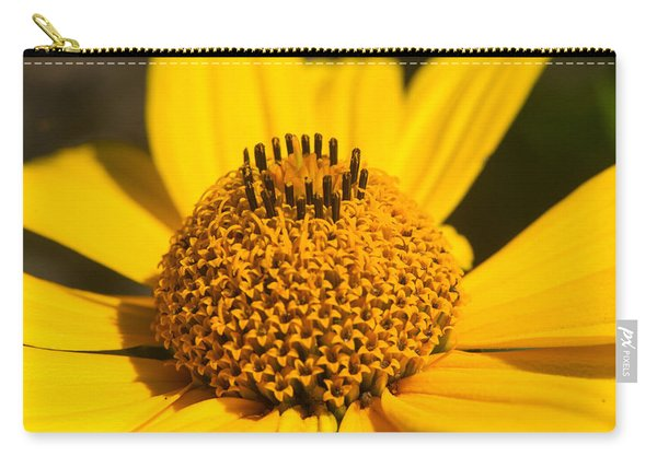 Daisy With A Crown 1 Carry-all Pouch