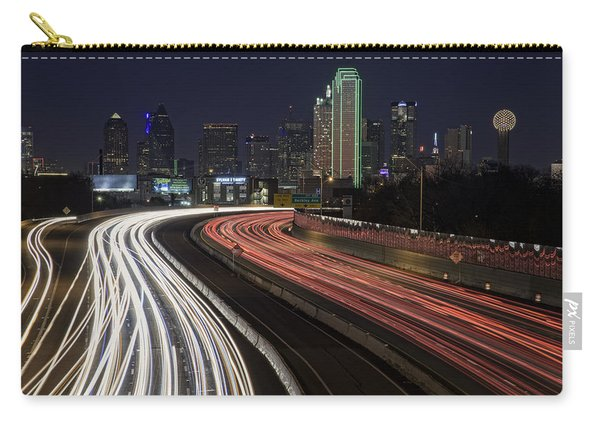 Dallas Night Carry-all Pouch