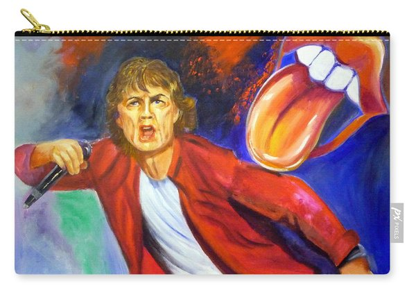 Dance Like Mick Carry-all Pouch