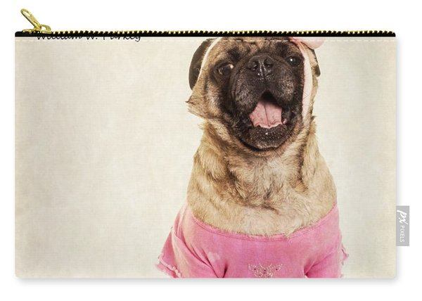 Dance Like There's Nobody Watching Carry-all Pouch