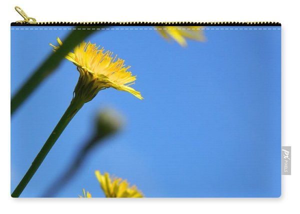 Dancing With The Flowers Carry-all Pouch