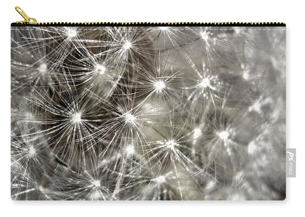 Dandillion Seed Head 2 Carry-all Pouch