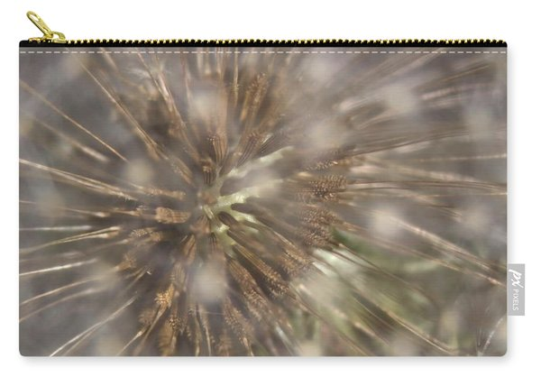Dandillion Seed Head Carry-all Pouch