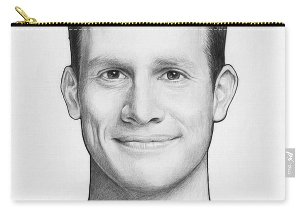 Daniel Tosh Carry-all Pouch