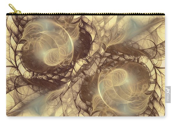 Danse Macabre Carry-all Pouch
