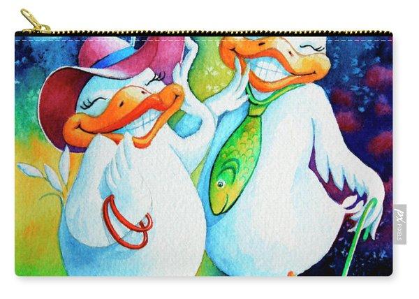 Dapper Duckies Carry-all Pouch