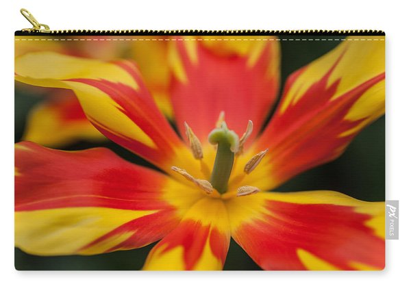 Dappled Tulip 1. The Tulips Of Holland Carry-all Pouch