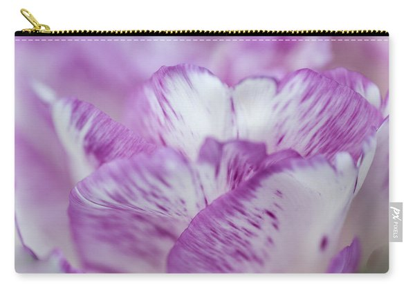 Dappled Tulip. The Tulips Of Holland Carry-all Pouch