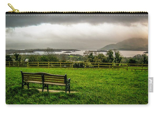 Dark Clouds Over Killarney Lakes Carry-all Pouch