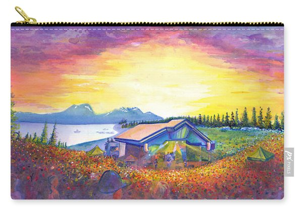 Dark Star Orchestra Dillon Amphitheater Carry-all Pouch