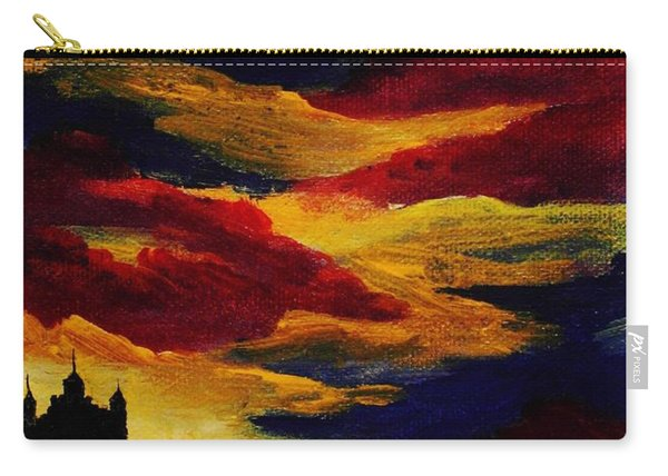 Dark Times Carry-all Pouch