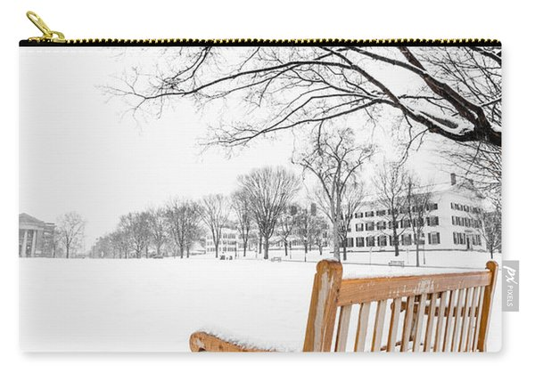 Dartmouth Winter Wonderland Carry-all Pouch