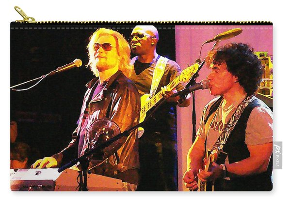 Daryl Hall And Oates In Concert Carry-all Pouch