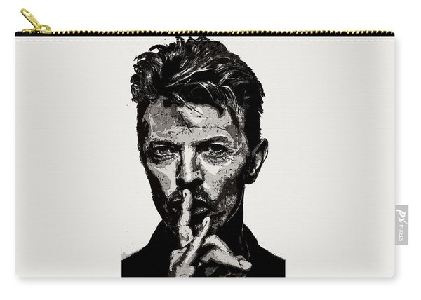 David Bowie - Pencil Carry-all Pouch