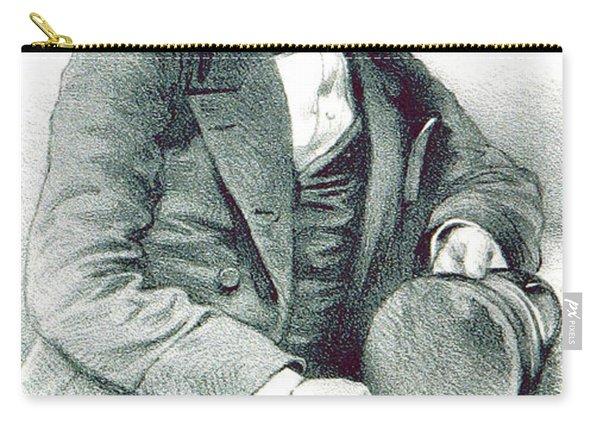 David Livingstone, Scottish Explorer Carry-all Pouch
