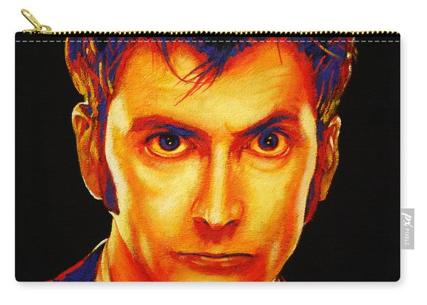 David Tennant Carry-all Pouch