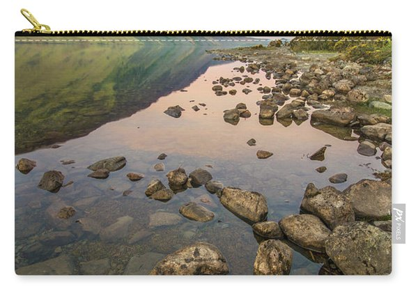 Dawn Of Evening Carry-all Pouch