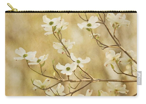 Days Of Dogwoods Carry-all Pouch