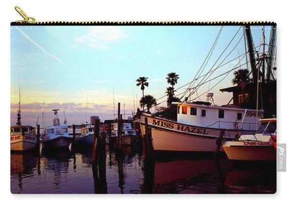 Daytona Beach Fl Last Chance Miss Hazel And Sonny Boy Carry-all Pouch