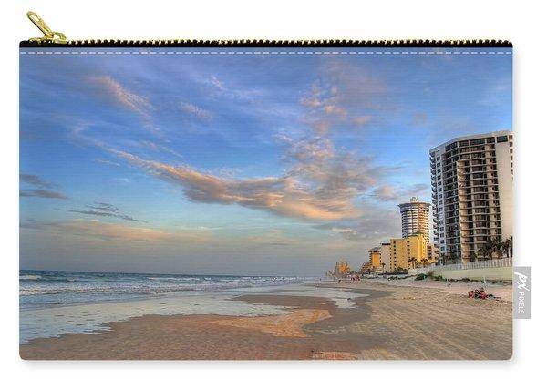 Daytona Beach Shores Carry-all Pouch