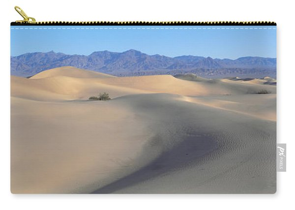 Death Valley National Monument Carry-all Pouch