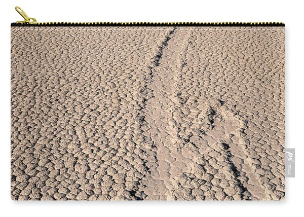 Death Valley Racetrack California Carry-all Pouch