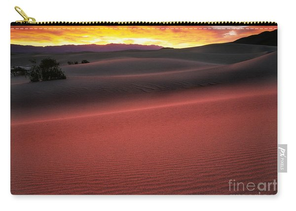 Death Valley Sunrise Carry-all Pouch