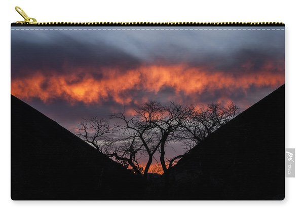 Death Valley Sunset Carry-all Pouch