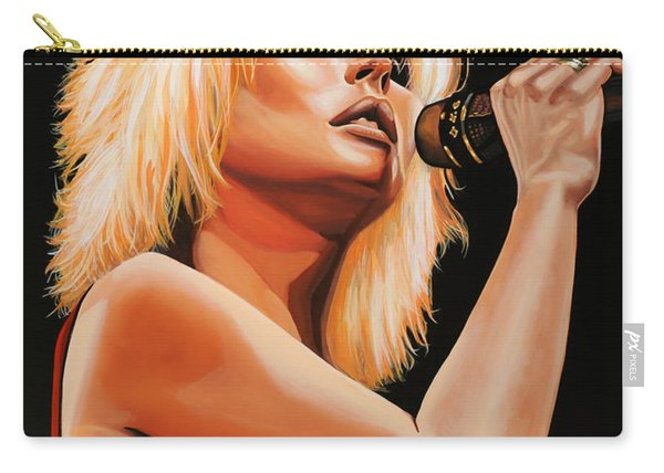 Deborah Harry Or Blondie 2 Carry-all Pouch
