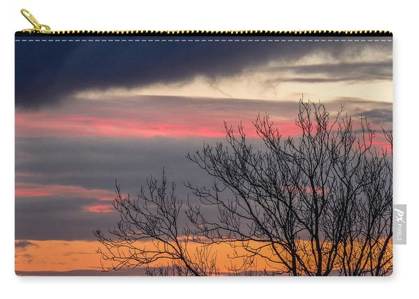 December County Clare Sunrise Carry-all Pouch