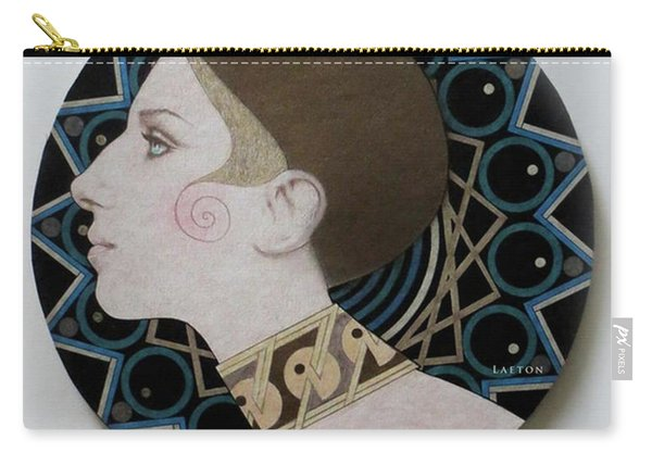 Deco Barbra Carry-all Pouch