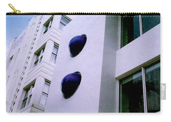 Deco Drive Polaroid Carry-all Pouch