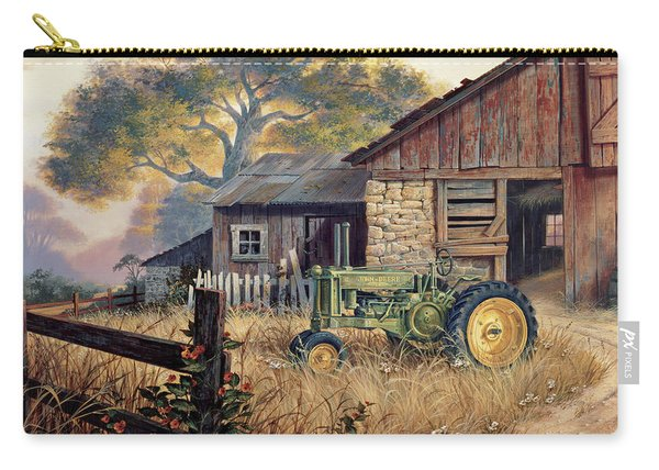 Deere Country Carry-all Pouch