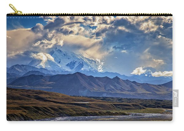 Denali Foothills Carry-all Pouch