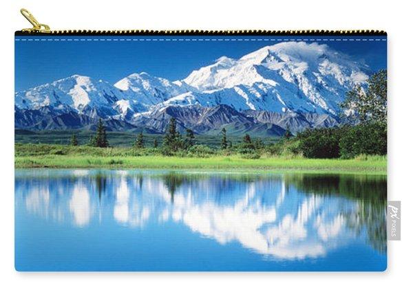 Denali National Park Ak Usa Carry-all Pouch