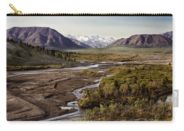 Denali Toklat River Carry-all Pouch