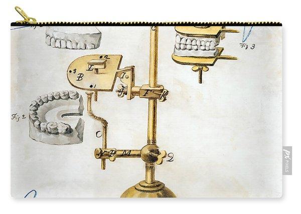 Dental Articulator Carry-all Pouch