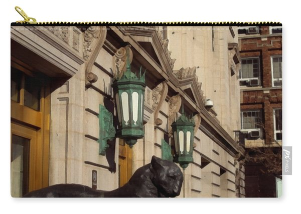 Denver Architecture 2 Carry-all Pouch