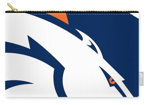 Denver Broncos Football Carry-all Pouch